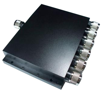 6 way power splitter
